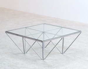 Paolo Piva coffee table Alanda for bebitalia