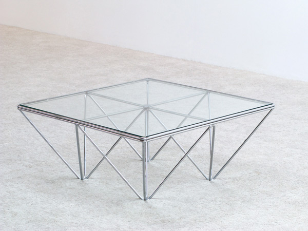 Paolo Piva coffee table Alanda for bebitalia