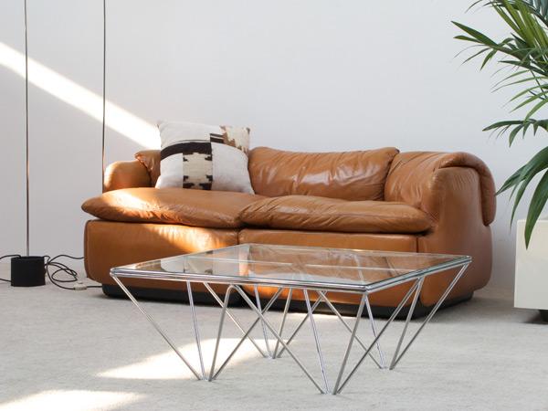 Paolo Piva coffee table Alanda for bebitalia Large