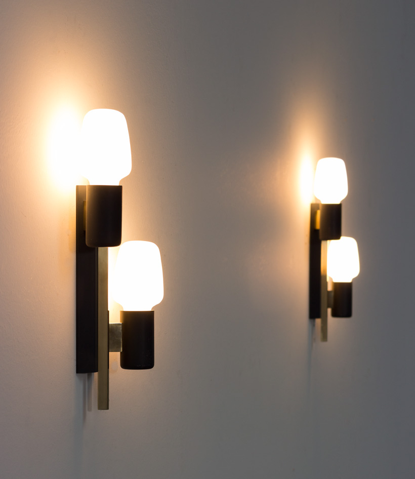 Philips pair of wall lights