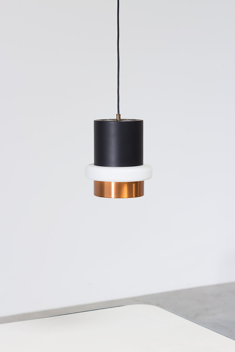 Philips pendant ceiling lamp model Locarno 1960 img 3