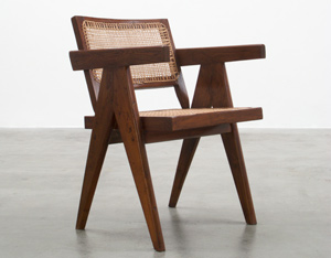 Pierre Jeanneret Arm chair Chandigarh India