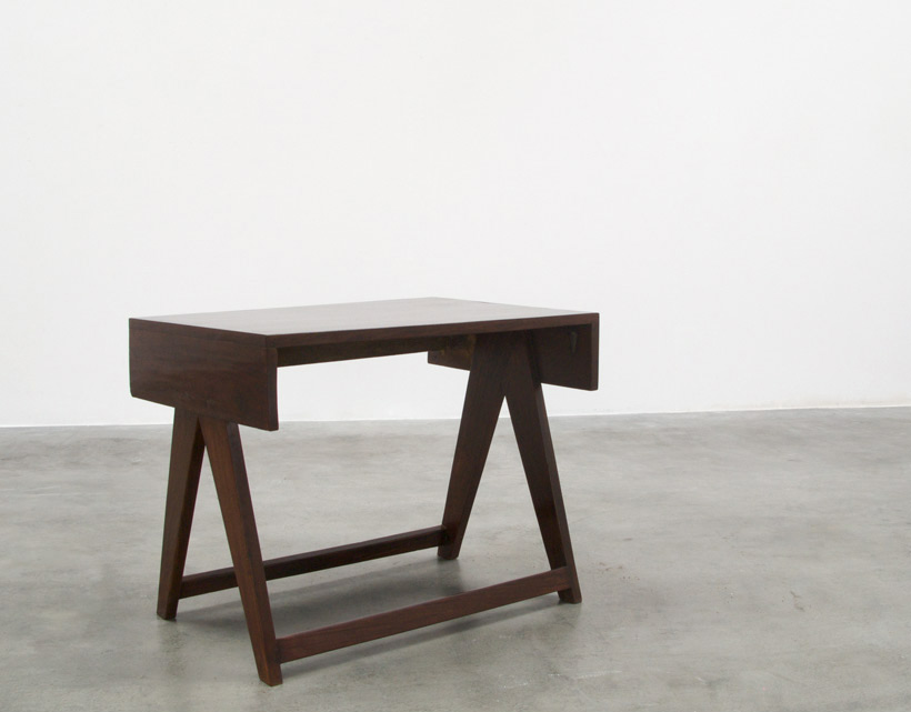 Pierre Jeanneret Student desk Chandigarh India