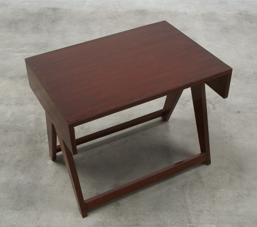 Pierre Jeanneret Student desk Chandigarh India img 8