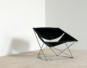 Pierre Paulin Artifort F675 Butterfly chair