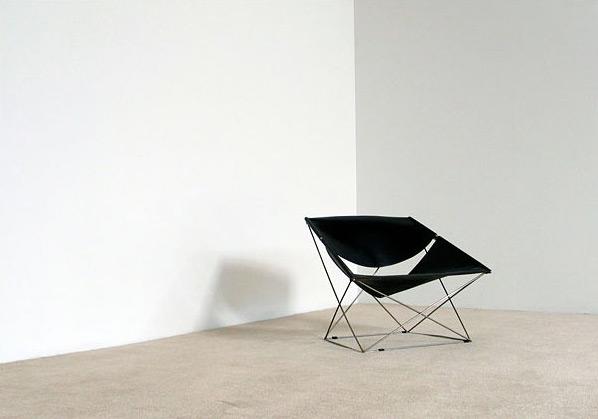 Pierre Paulin Artifort F675 Butterfly chair