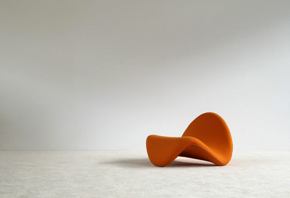 Pierre Paulin Tongue Low easy chair Artifort
