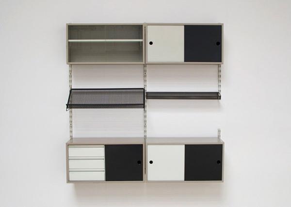Pilastro industrial modular wall unit Tjerk Reijenga