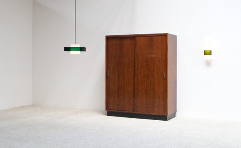 Plexiglass Pendant light and sconce 1970