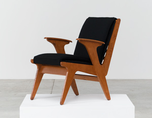 Plywood side chair Sliedrecht Spectrum