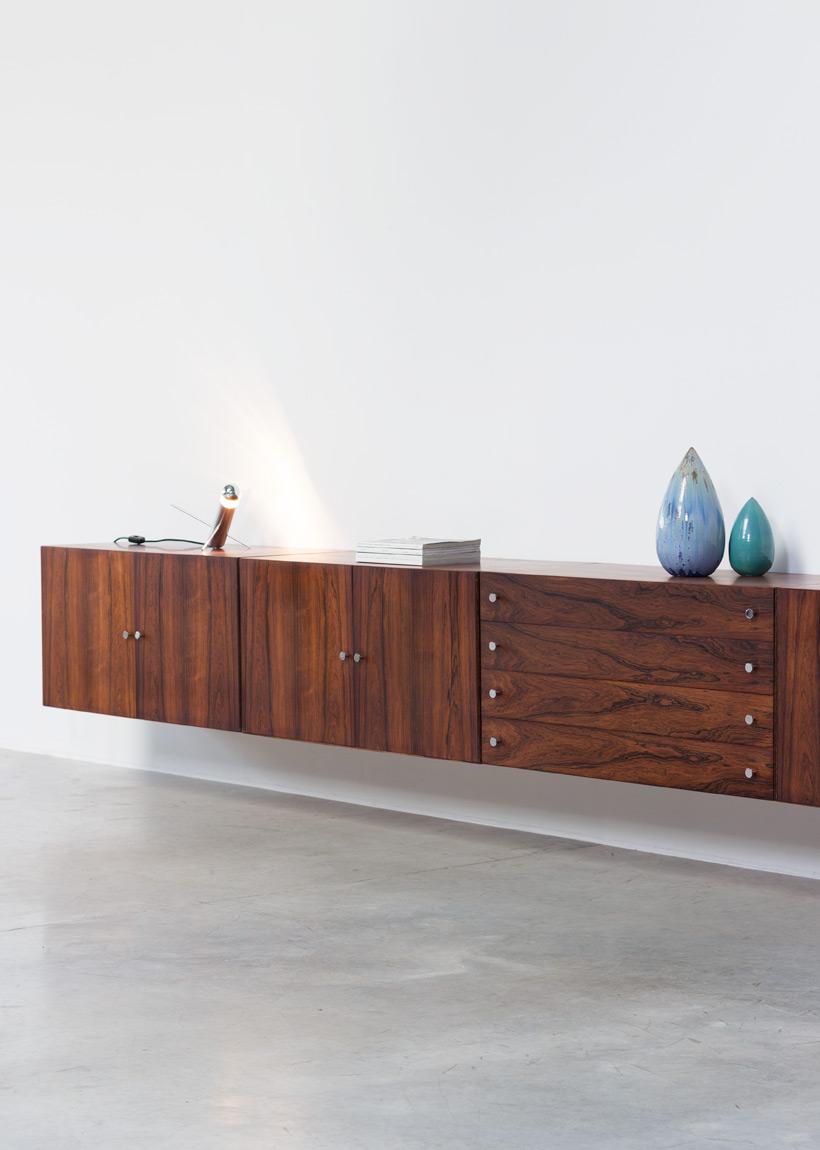 Poul Norreklit Cabinet Sideboard For Sigurd Hansen