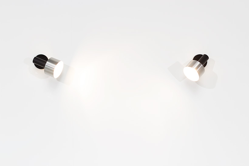 Raak Amsterdam pair of adjustable spot lights wall sconces img 3