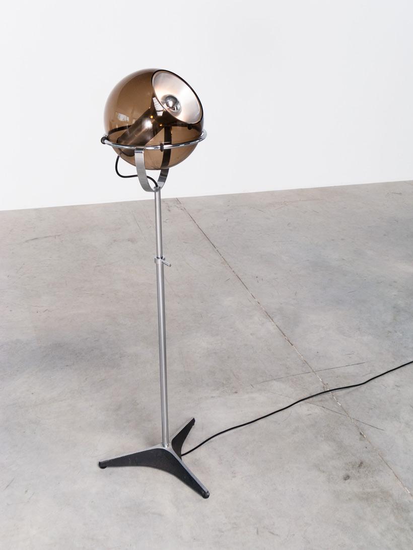 Raak Globe Sphere 2000 adjustable floor lamp