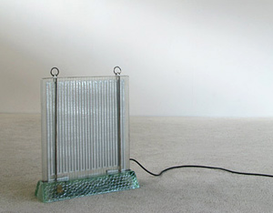 Radiaver Rene Coulon Saint Gobain Glass Radiator