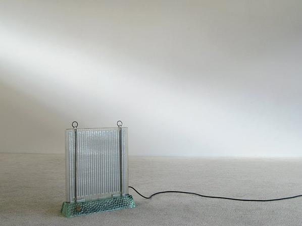 Radiaver Rene Coulon Saint Gobain Glass Radiator