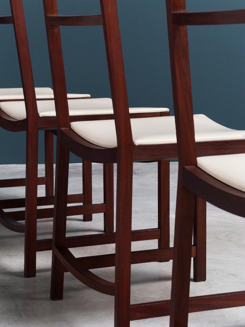 Renato Venturi 4 dinning chairs MIM img 3