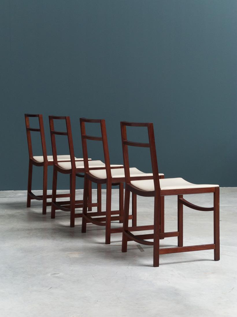 Renato Venturi 4 dinning chairs MIM img 4