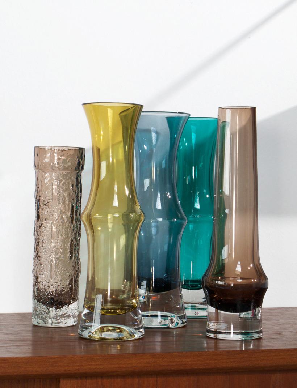 Riihimaki Riihimaen Lasi Oy 5 glass works Tamara Aladin