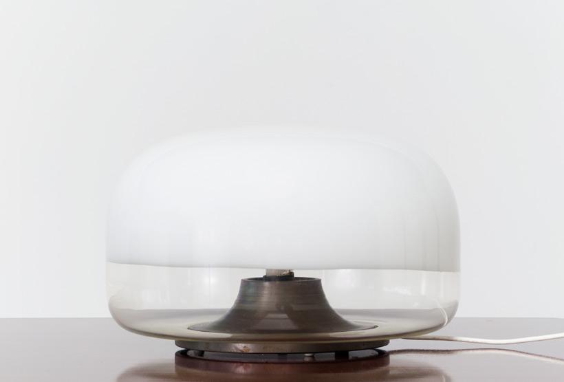 Roberto Pamio Medusa table lamp Leucos