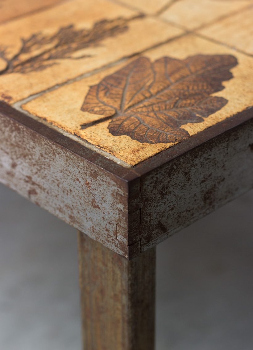 Roger Capron Garrigue cocktail coffee table