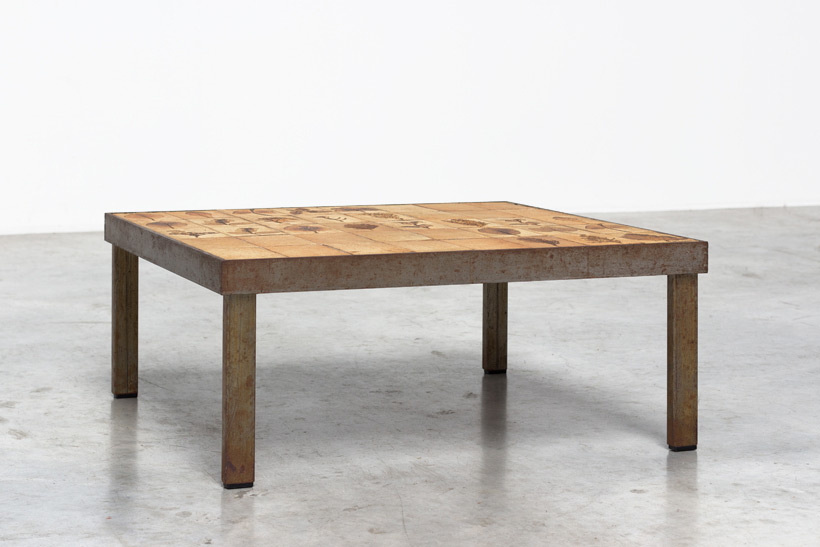 Roger Capron Garrigue cocktail coffee table img 7