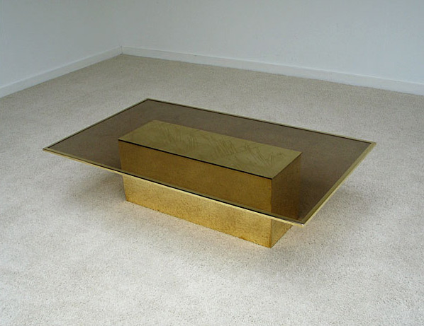Roger Vanhevel coffee table 1970
