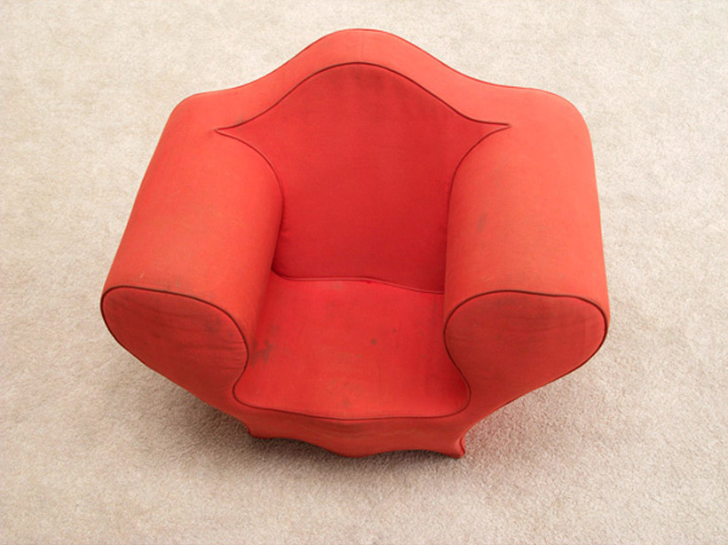 Ron Arad Big Soft Easy children chair Moroso img 6