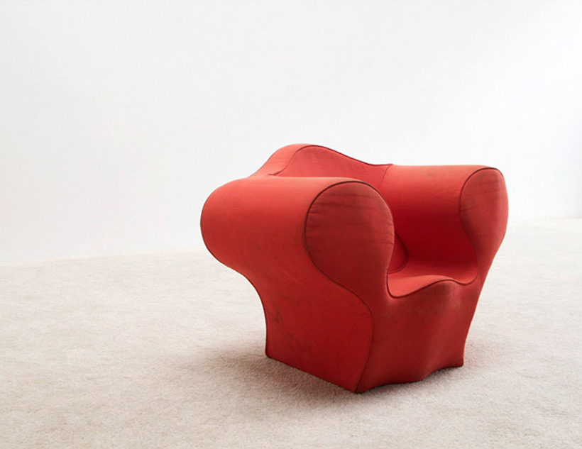 Ron Arad Big Soft Easy children chair Moroso img 9