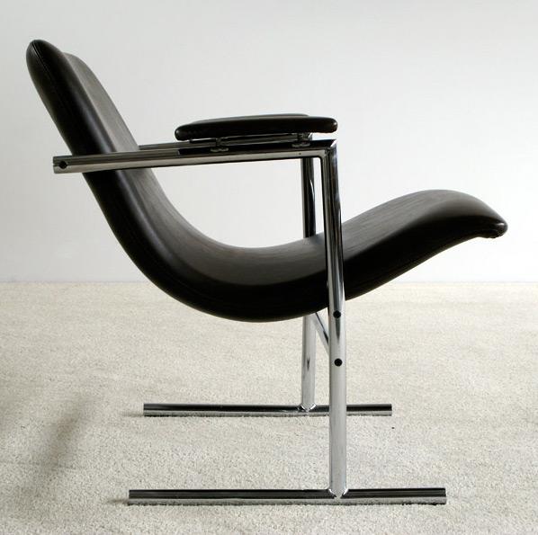 Rudi Verelst armchair Oslo for Novalux