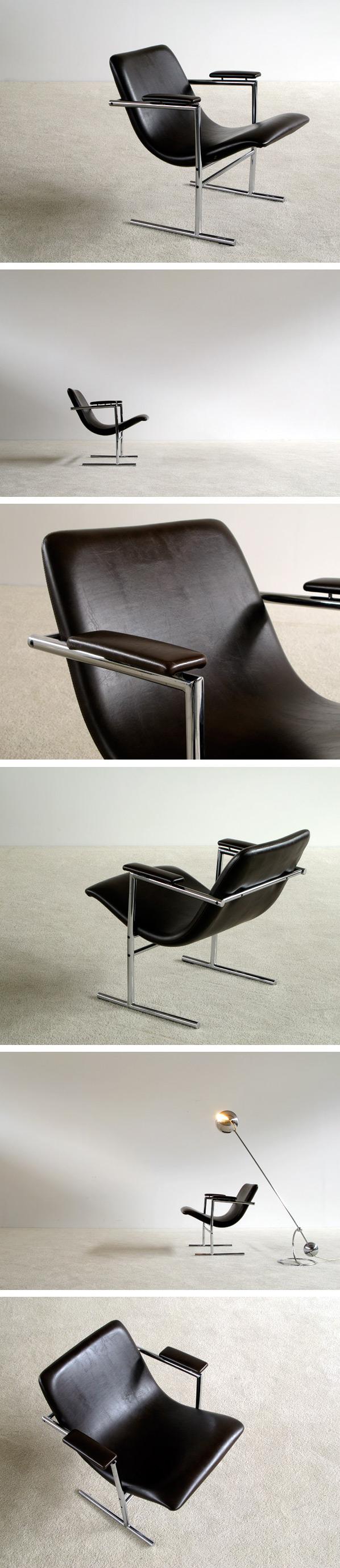 Rudi Verelst armchair Oslo for Novalux Large