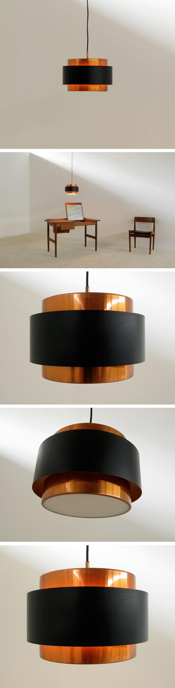 Saturn pendant ceiling lamp Jo Hammerborg Fog & Morup Large