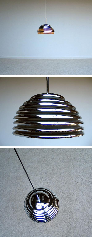 Saturno hanging light Kazuo Motozawa Large