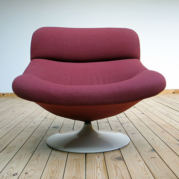 Space Age lounge chair Geoffrey Harcourt for Artifort