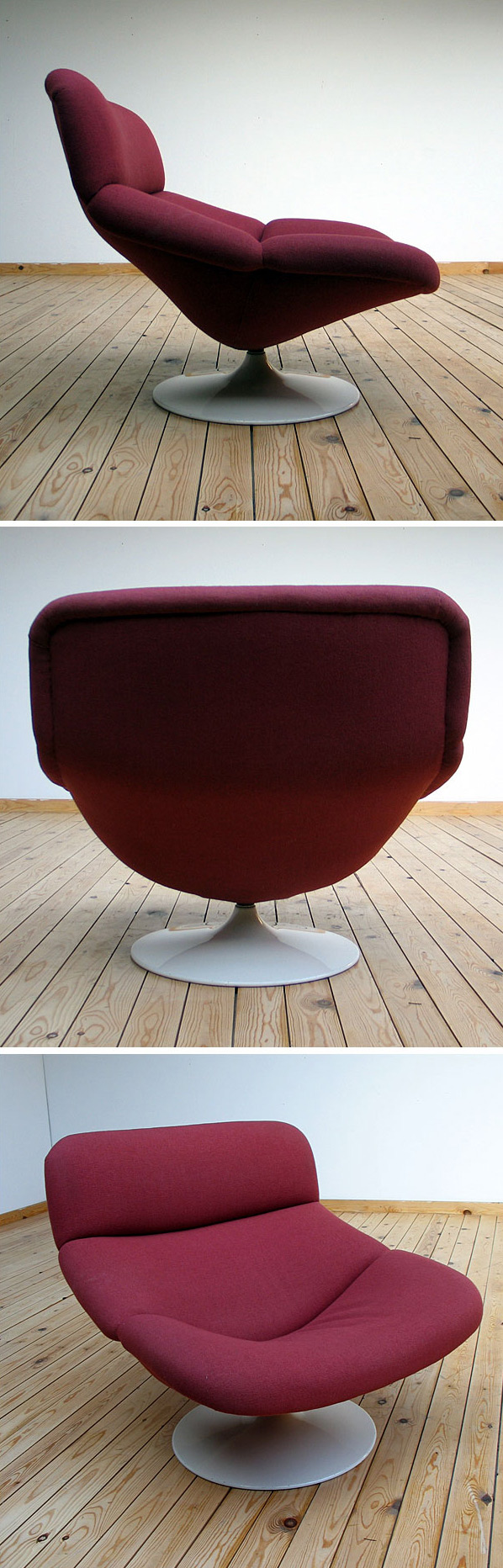 Space Age lounge chair Geoffrey Harcourt for Artifort Large