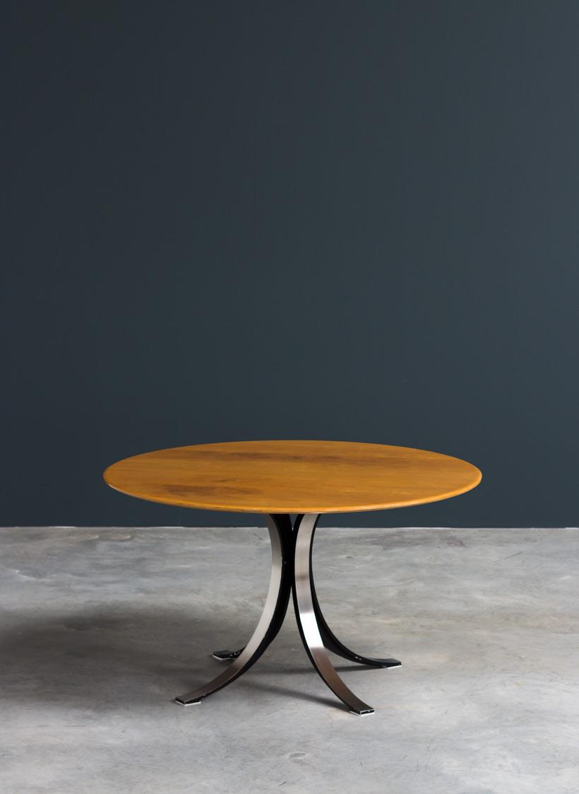 T69 dinning table Osvaldo Borsani Eugenio Gerli Tecno