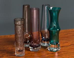 Tamara Aladin Riihimaen Riihimaki Lasi Oy 5 glass works