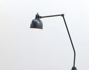 Task Light Bauhaus AEG Peter Behrens 1930