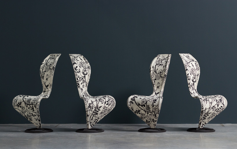 Tom Dixon S-Chair Cappellini limited edition img 6