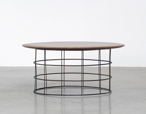 Verner Panton Plus-linje coffee table