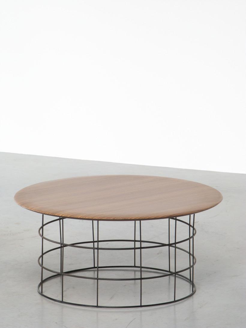 Verner Panton Plus-linje coffee table