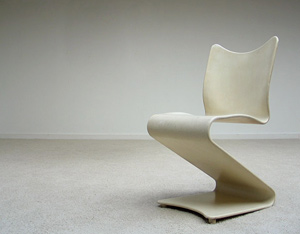 Verner Panton S-chair model 275 Thonet
