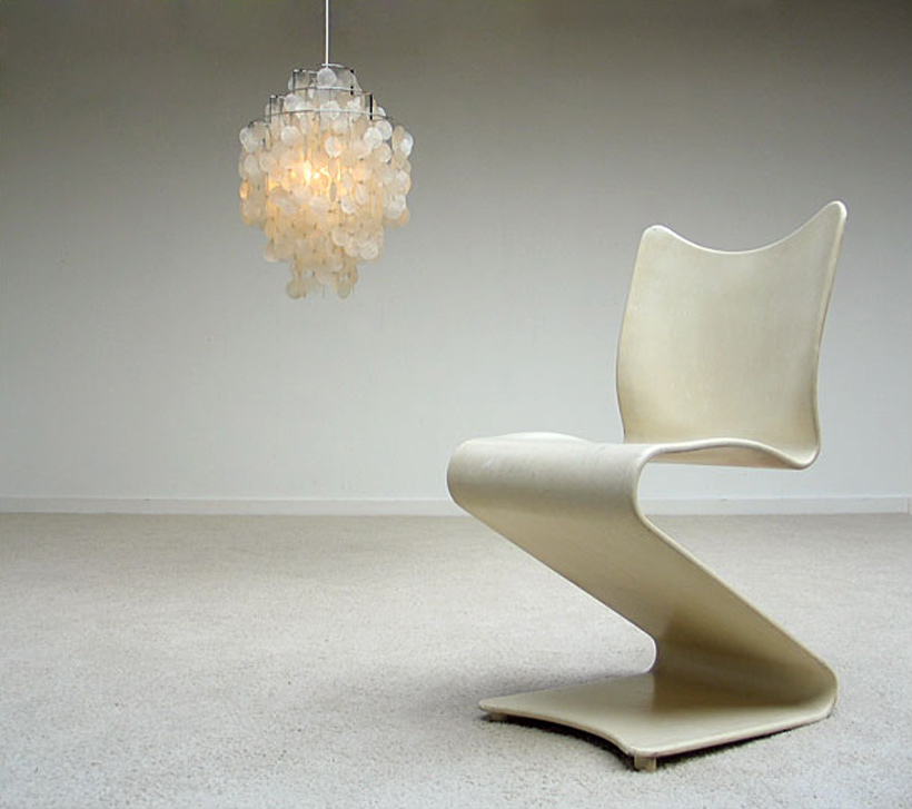 verner panton s chair model 275 thonet furniture. Black Bedroom Furniture Sets. Home Design Ideas