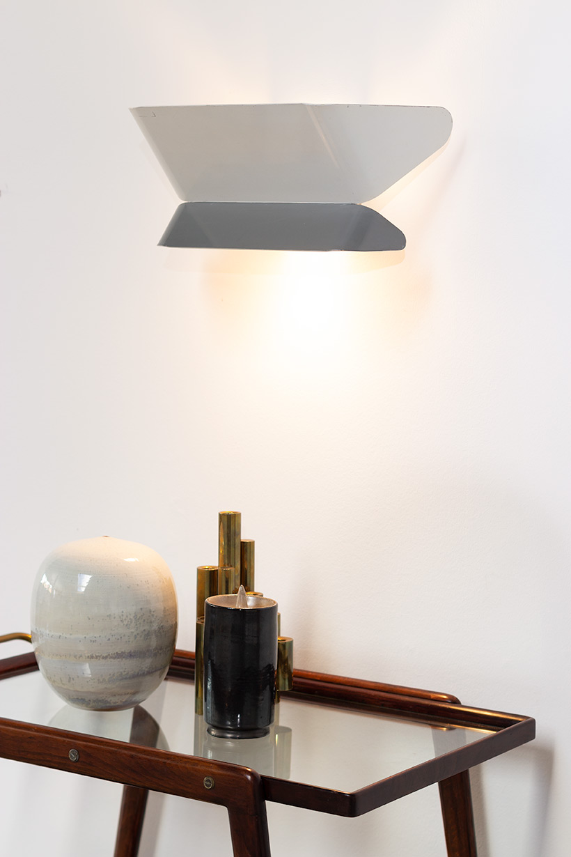 Wall light Etap sconce 1950 Industrial Modernism img 4