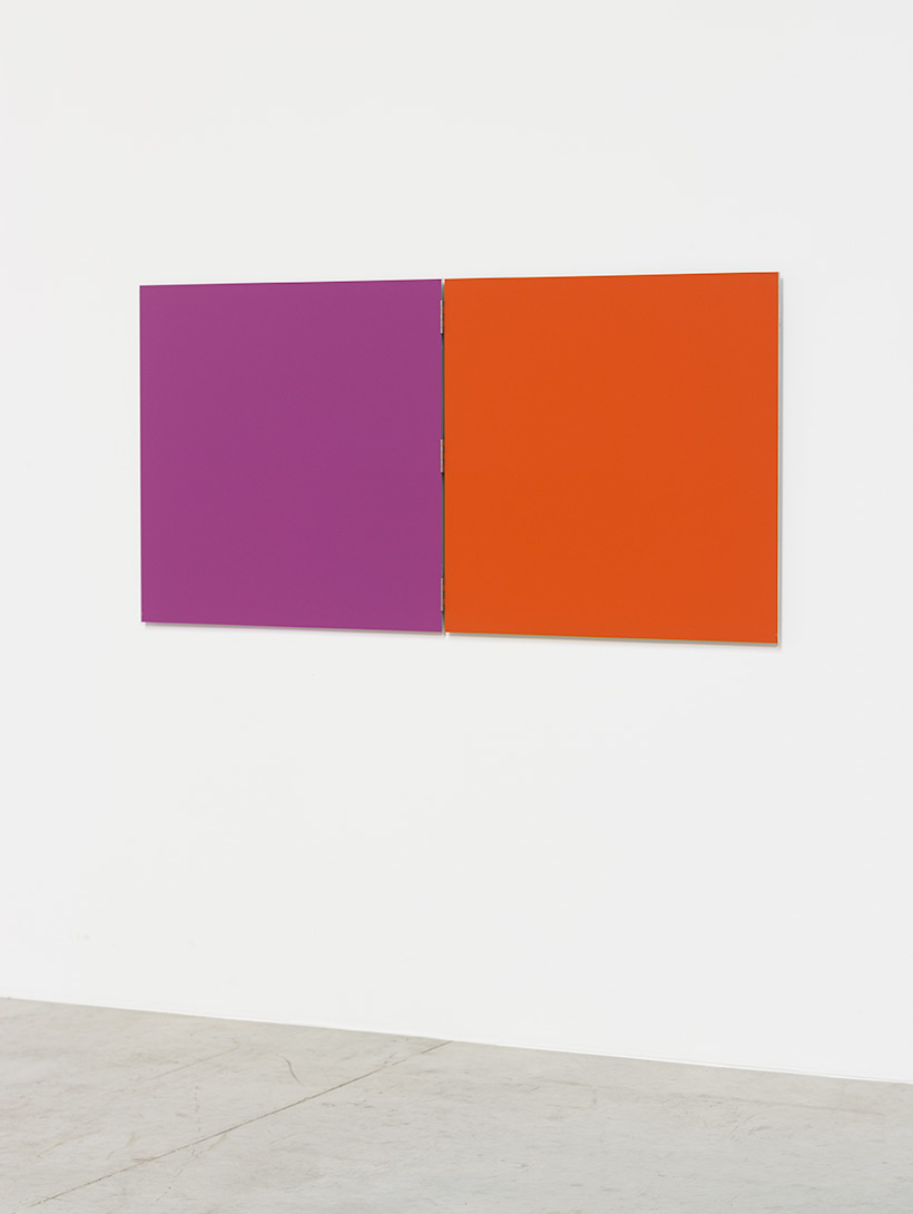 Willem Cole geometric abstraction Deux Couleurs Claire Bataille