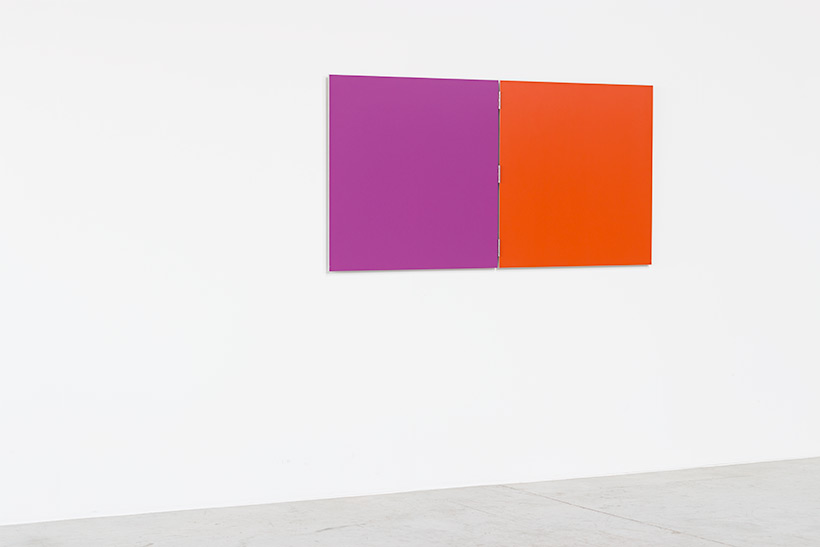Willem Cole geometric abstraction Deux Couleurs Claire Bataille img 5