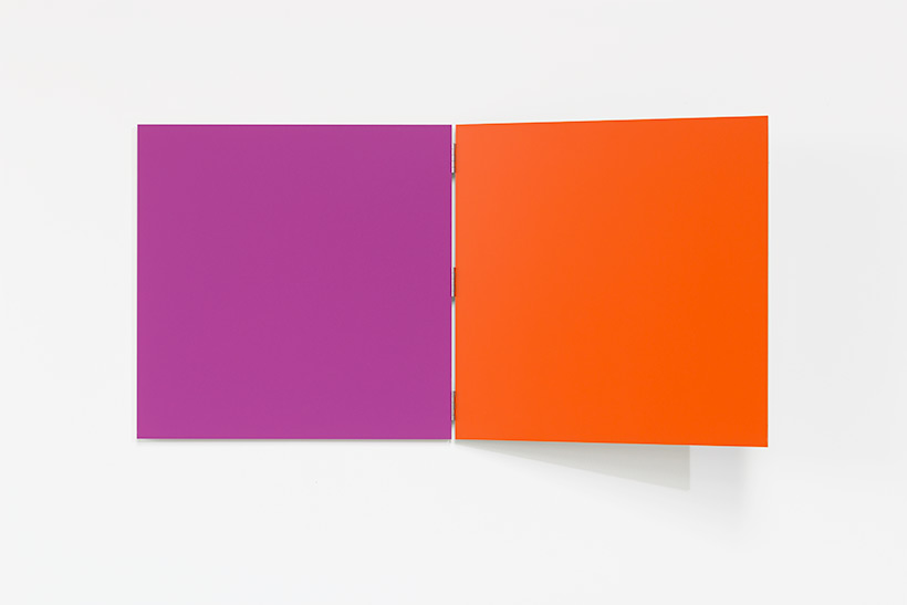 Willem Cole geometric abstraction Deux Couleurs Claire Bataille img 6