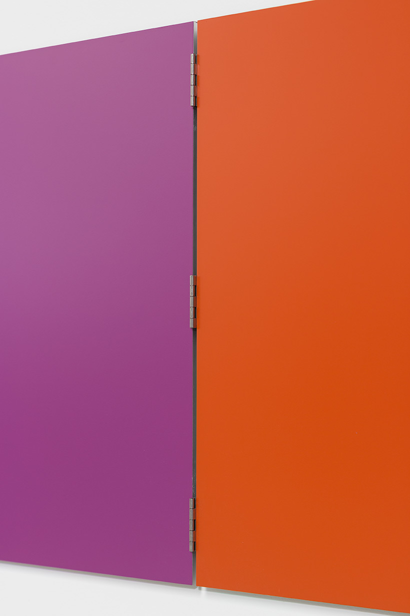 Willem Cole geometric abstraction Deux Couleurs Claire Bataille img 7