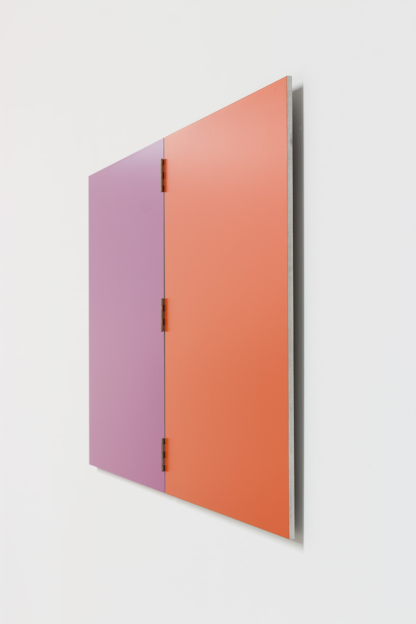 Willem Cole geometric abstraction Deux Couleurs Claire Bataille img 8