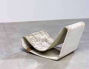 Willy Guhl loop chair for Eternit AG 1950 Switzerland