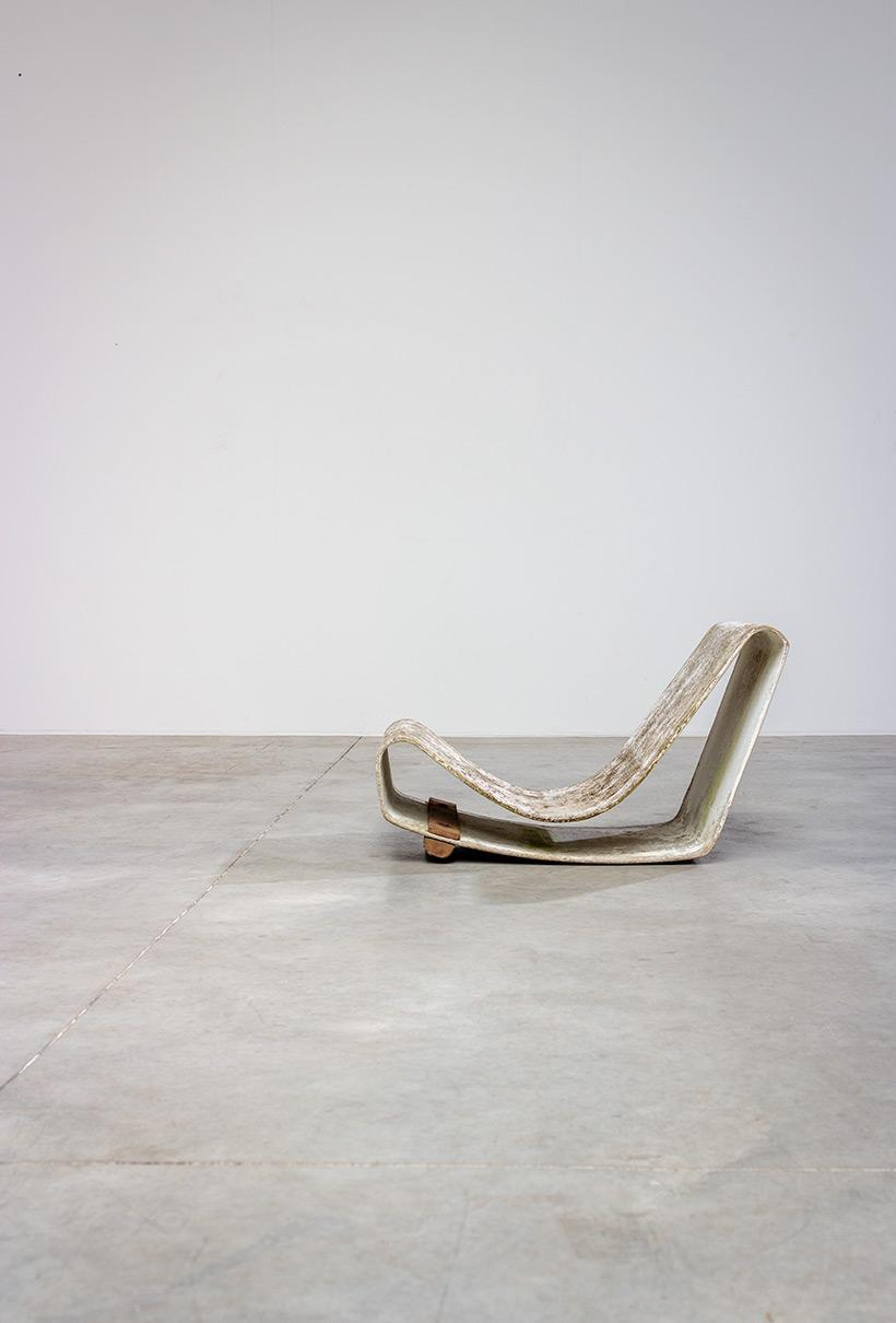 Willy Guhl loop chair for Eternit AG 1950 Switzerland img 7